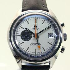 Tissot  Navigator Chronograph  Automatic 70er