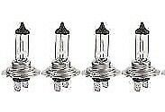 4x Genuine LUCAS LLB477 477  H7 12V 55W HALOGEN HEADLAMP BULBS     4PACK!