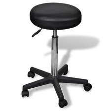 Office Stool - Black