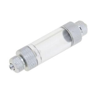 Aquarium Carbon Dioxide Reactor Aluminum Diffuser With check valve for