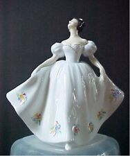 """Royal Doulton Figuriine Kate Hn 2789 7-1/2"""" Tall Mint Condition"""