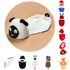 Newborn Baby Girl/Boy Knit Crochet Clothes Photo Costume Photography Prop Outfit