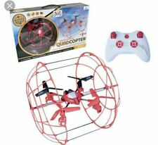 Global Gizmos Remote Control Quadcopter 3.5-Channel Ball Helicopter