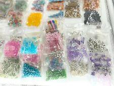 Kids Activity Kits Beading Craft Make Diy for Girls Kids Children Mix Color