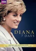 Diana: 7 Days DVD, 2017 BBC documentary BRAND NEW SEALED Diana Princess of Wales