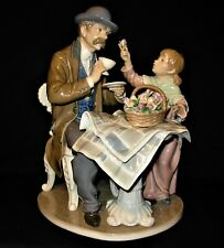 "Very Rare Lladro ""Little Flower Seller"" #5082 Porcelain Figurine"