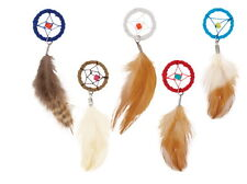 5 Dream Catcher Necklaces Lot Bulk Wholesale Party Favors New Gift