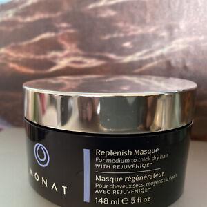 NEW & SEAL MONAT Hair ~ NEW Replenish Masque Infused w/ Rejuveniqe FREESHIPPING