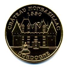 24 MONBAZILLAC Château 4, 1550, 2018, Monnaie de Paris
