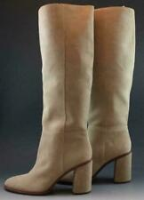 New! VINCE Tall Shaft Boot  Suede  size 8 A20