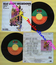 LP 45 7'' GRANDMASTER MELLE MEL & THE FURIOUS Bear street breakdown no cd mc dvd