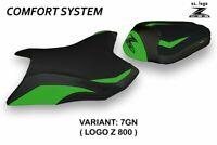 Housse de Selle Confort Kawasaki Z800 2012-2016 Tappezzeria Italia Kemi 2