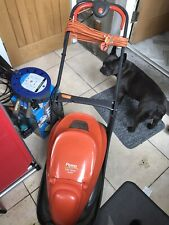 More details for flymo lawnmower used