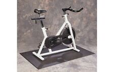 Bike MATS 3x4'  Perfect for use under Stationary Bikes ! Xtra Thick