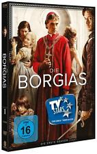 Die Borgias Season 1 [3 DVDs](NEU/OVP) Jeremy Irons, Colm Feore, Francois Arnaud