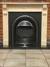 Fire Surround with corbels /pine mantel solid pine wooden we do made to measure