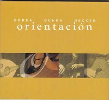 BORDA BUNKA HECKER - orientacion CD