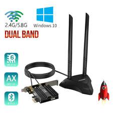 Wifi 6 Intel AX200 PCI-E 802.11ax Bluetooth 5.1 wireless gigabitS Wifi6 adapters