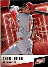 Cartes de baseball Panini