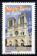 STAMP / TIMBRE FRANCE NEUF N° 3705 ** NOTRE DAME DE PARIS