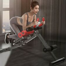 Pro AB Trainer Abdominal Exercise Fitness Core Workout Home Gym Waist Machine