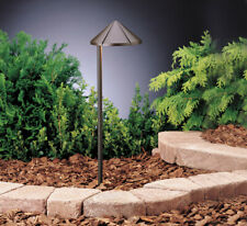 Kichler 15315AZT Six Groove 12V Landscape Path Light in Textured Bronze