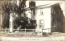 Grand Pre NS Nova Scotia The Old House c1920s-30s Postcard