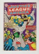 """Justice League #21 - August 1963 - """"Crisis on Earth-One!"""""""