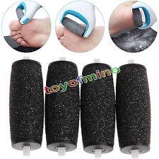 4x file elettronico Pedicure sostituzione del rullo del piede dirige ricariche