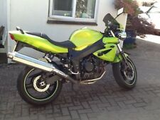 Triumph speed four 600cc 2003 good condition for year, long mot