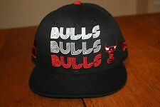 VERY RARE! New Era Hardwood Classics 9Fifty Chicago Bulls Embroidered Snapback