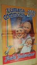 CALENDARIO FRATE INDOVINO 2003 – L'umana commedia