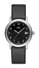 s.Oliver Armbanduhren aus Edelstahl für Unisex-Erwachsene