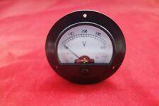 Dc 0 400v Analog Voltmeter Voltage Panel Meter Dia 90mm Direct Connect