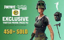 Fortnite Twitch PRIME PACK PS4/Xbox/PC più economico!