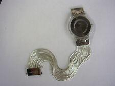 SWATCH SKIN MESHSTREAM ESSENTIALITY LARGE - 2002 -SFK159 with SILVER 925 strap