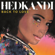 Hed Kandi Back to Love - CD C9vg The Cheap Fast Post