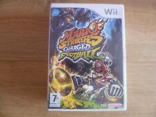 Mario Strikers Charged Football - Original Wii Game WITH UNUSED POINTS