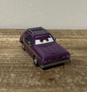 Disney Pixar Cars 2 J. Curby Gremlin Lemons Rare!