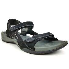 Columbia Men's Sandals Size 11 Sports Black Omni-Grip Non Marking Adjustable