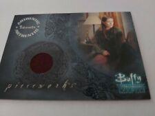 BUFFY THE VAMPIRE SLAYER SEASON 7  PIECEWORK Card PW4 LYARI LIMON  NEW