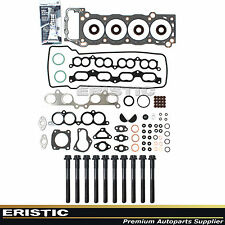 94-04 TOYOTA TACOMA 4RUNNER 2.4L 2.7L Head Gasket Set+Head Bolts+SILICONE