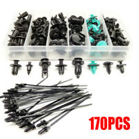 700x Car Bumper Hood Universal Mixed Fastener Rivet Box-packed with Repair Tool