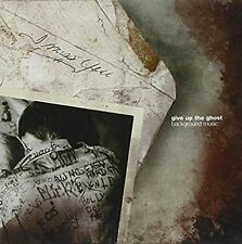Background Music 7391946118427 by Give up The Ghost CD