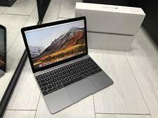 "Apple MacBook Retina 12"" Mid 2017 256GB SSD 8GB Ram 1.2GHz Core M3 Space Grey"