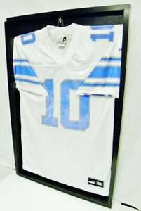 Jersey Display Cases, Jeresy Frames,Baseball & Football Jersey display case