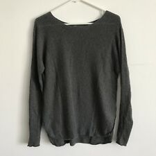 Vince Extra Small XS gray wool cashmere sweater knit top