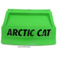 New OEM Arctic Cat Green Replacement Snowflap Mudflap C Listing 4 Fit 2606-457