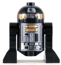 LEGO Star Wars astromech Droid R2-Q5 minifigure BN mini figure black droid r2q5