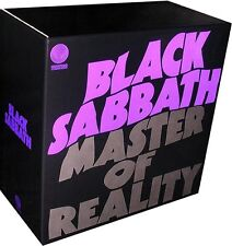 "BLACK SABBATH ""Master Of Reality"" Promo empty Box for Japan Mini LP CD"